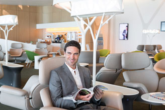 Business Lounges Azerbaijan Airlines